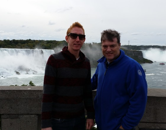 Niagara Chris & Dave